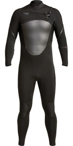 2020 Xcel Mens Axis X 4/3mm Chest Zip Wetsuit MT43Z2S9 - Black