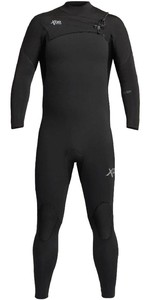 2020 Xcel Comp Hommes 5/4mm Chest Zip Combinaison Mn54zxc0 - Noir