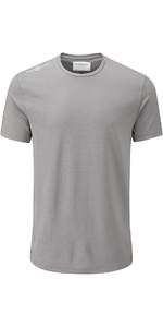 2018 Henri Lloyd Cool Dri T-Shirt Titanium YI200002