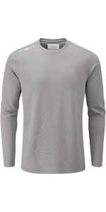 2018 Henri Lloyd Cool Dri Long Sleeve T-Shirt Titanium YI200003