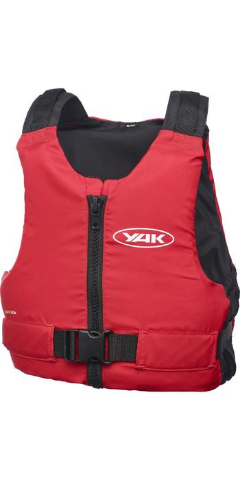 2021 Yak Blaze Kajak 50n Schwimmhilfe Rot 3712