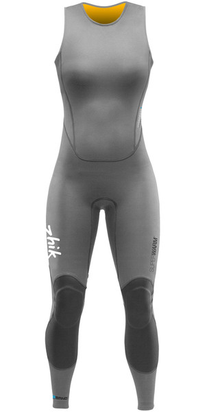 2018 ZHIK FRAUEN SUPERWARM SKIFF 3MM LANG JANE WETSUIT SKIFF1100W