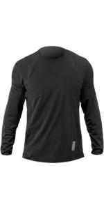 2020 Zhik Avlare LT Long Sleeve Top BLACK ATE0095