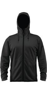 2019 Zhik Purrsha Lightweight Fleece Hoodie BLACK HDI0050