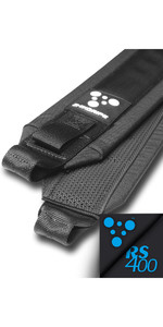 2020 Zhik Rs 400 Crew Zhikgrip II Hiking Straps STRAP-237-RS400-CREW - Black