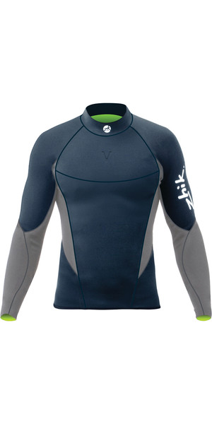 2019 Zhik Superwarm V Neopren Top NAVY DTP1120