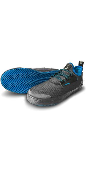 2019 Zhik ZKGs amfibische schoenen GRIJS / CYAAN SHO0050