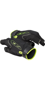 2020 Zhik G1 Long Finger Sailing Gloves Black GLV0015