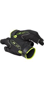 2020 Zhik G1 Long Finger Sailing Gloves Black GLV0015