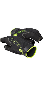 2020 Zhik G1 Short Finger Sailing Gloves Black GLV0010