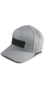 2021 Zhik Heritage Snapback Cap Hut-0135 - Grau