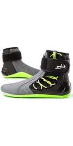 2020 Zhik High Cut Boots Grey / Black DBT0270