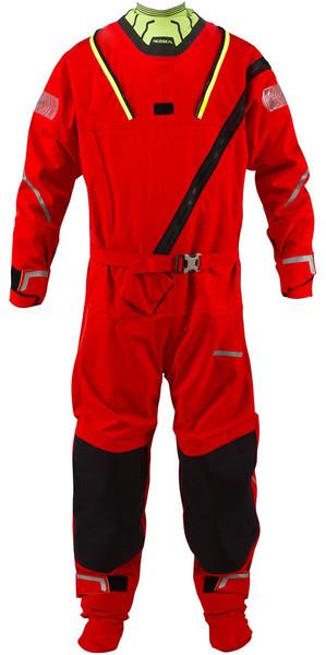 2018 Zhik Isotak X Drysuit rouge flamme DST0920
