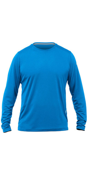 2019 Zhik Long Sleeve ZhikDry LT Top Cyan TOP73