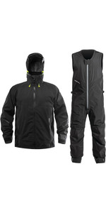 Zhik Mens AroShell Offshore Coastal Jacket & Salopette Combi Set