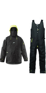 Zhik Mens Isotak 2 Jacket & Salopette Combi Set