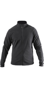 2021 Zhik Polartec Zip-fleece Voor Heren Jkt-0032 - Zwart
