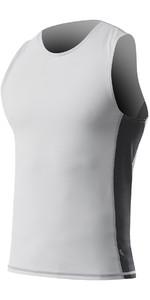 2021 Zhik Masculino Spandex Uv50 Lycra Vest Top60 - Cinza
