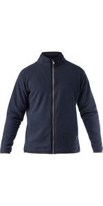 2020 Zhik Mens Zip Fleece Jacket Navy JKT0030
