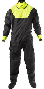 2020 Zhik Junior Racing Drysuit Preto Dst0250