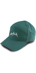 2021 Zhik Sports Cap Hat-0100 - Verde Mar