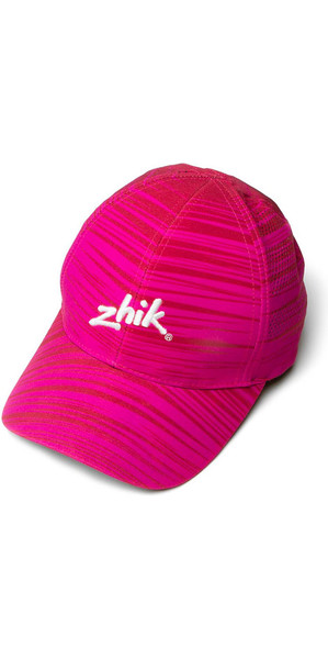 2018 Zhik Structured Sailing Cap Magenta HAT400