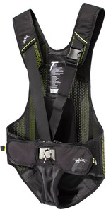 2019 Zhik T3 Trapeze Harness Black HRN0030