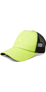 2020 Zhik Trucker Cap Hi-Vis Yellow HAT0305