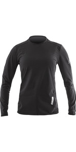 2019 Zhik Womens Avlare LT Long Sleeve Top Black ATE0095W