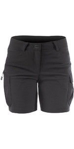 2020 Zhik Womens Harbour Shorts Black SRT0270