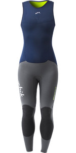 Zhik Dames Superwarm V Skiff Long John Wetsuit