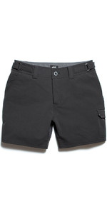 Zhik Frauen Technical Deckshorts Schwarz Short355