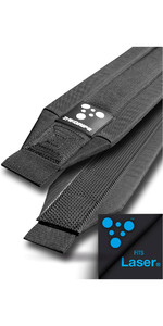 2020 Zhik ZhikGrip II Hiking Straps - Fits Laser STRAP201 - Black