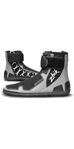 2021 Zhik Zhikgrip II Bottes De Randonnée De Course Légères Boot560 - Noir / Gris