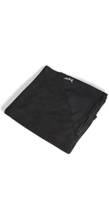 2021 Zhik Schnell Dry Handtuch TWL-0010 - Schwarz
