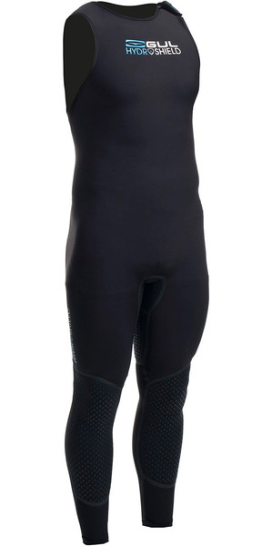2018 GUL Hydroshield Pro Impermeabile Thermal FL Long John Nero AC0107-A8