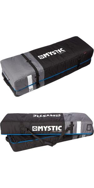 2017 Mystic Ammo TWIN Box mit Rädern 1.4m Schwarz / Blau - Detail 140530