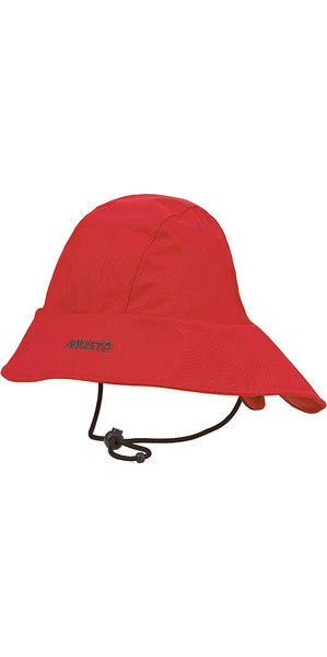 2019 Musto SouWester Chapeau RED AS0271