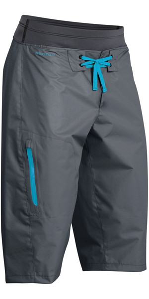 2019 Palm Horizon Kanu / Kajak Shorts Jet Grey 10372