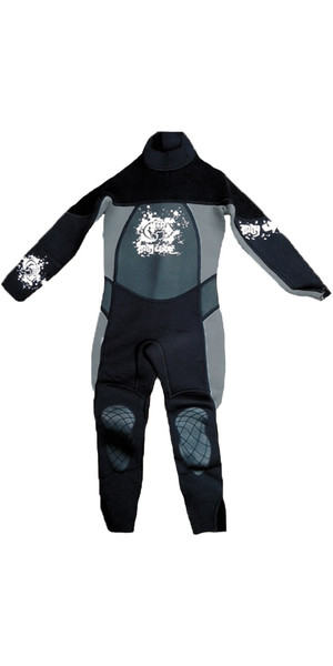 Bodyglove Junior 3/2mm Wetsuit BLACK / GREY BG618