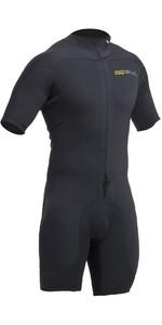Gul Code Zero 3/2mm FZ Shorty Wetsuit BLACK CZ3301-B2