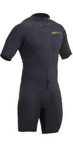 Gul Code Zero 3/2mm FZ Shorty Wetsuit BLACK CZ3301-B2