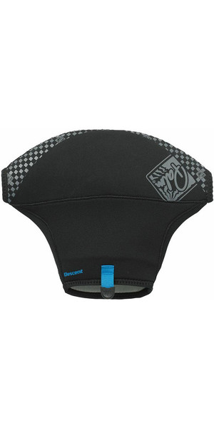 2019 Palm 4mm Descent Paddle Mitts ZWART 10497