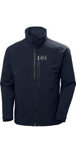 2021 Helly Hansen Mens HP Racing Lifaloft Jacket 30206 - Navy