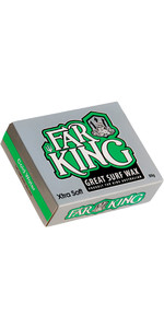Far King Surf Wachs - Single - Kalt / X-weich