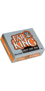 Far King Surf Wax - Simples - Tropical / X-duro