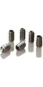 2020 Northcore FCS Compatible Fin Screws x 6 NH02