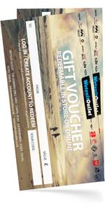 Gift Voucher Redeemable Online or In-Store