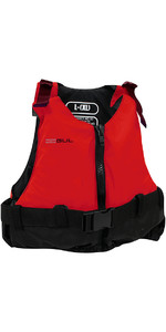 2020 Gul Junior Recreational 50N Gilet D'aide à La Flottabilité GK0007-A5 - Rouge