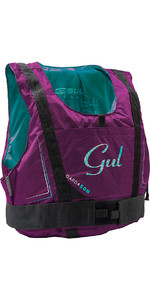 2020 Gul Womens Garda 50N Buoyancy Aid Italian Plum GM0162-A7